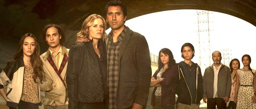 FEAR THE WALKING DEAD | Derivado é renovado para uma quarta temporada!