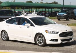 FORD   Montadora está na liderança global no desenvolvimento de carros autônomos!