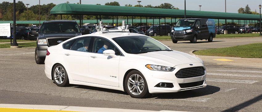 FORD | Montadora está na liderança global no desenvolvimento de carros autônomos!