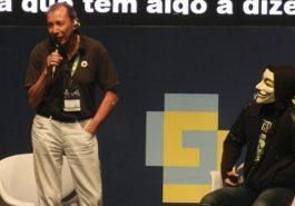 GEEK & GAME RIO FESTIVAL 2017 | Zangado e David Lloyd falam sobre V de Vingança!