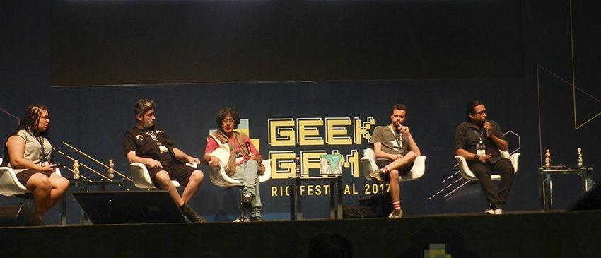 GEEK & GAME RIO FESTIVAL 2017   Hiker Station traz quadrinistas do Rio de Janeiro!