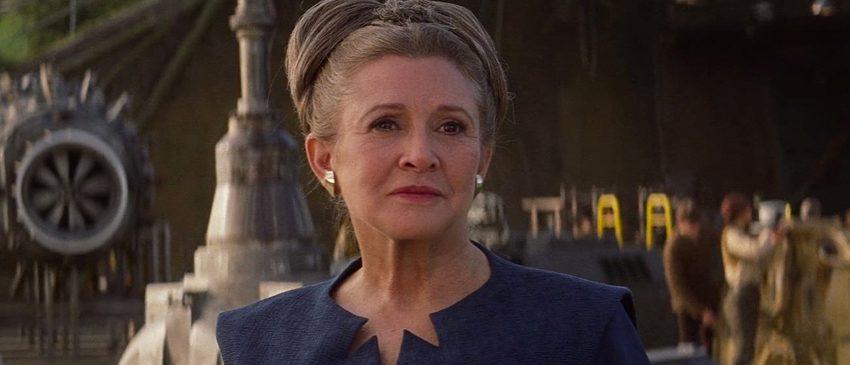 STAR WARS: EPISÓDIO IX | General Leia não estará no filme!