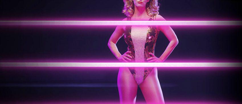 GLOW | Netflix lança teaser e novos posters de sua próxima série original!