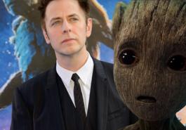 GUARDIÕES DA GALÁXIA VOLUME 2 | James Gunn revela ter feito a captura de movimentos de Baby Groot!