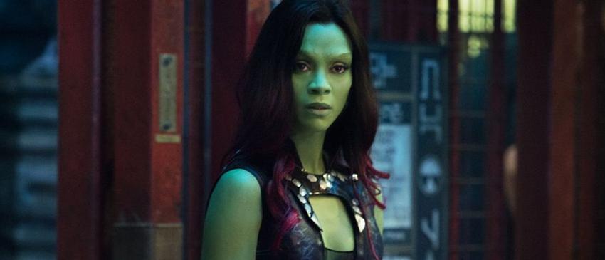 GUARDIÕES DA GALÁXIA | Artista revela arte conceitual inicial de Gamora!