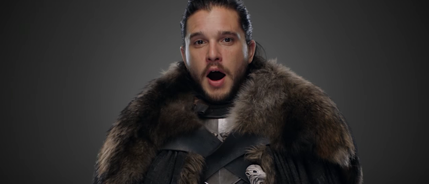 GAME OF THRONES | Confira o visual dos personagens em novo vídeo promocional!