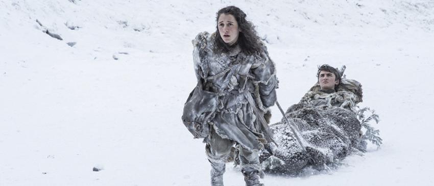 GAME OF THRONES | O Inverno chegou nas novas imagens da sétima temporada!