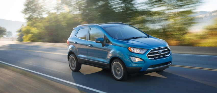 GUARDIÕES DA GALÁXIA VOL.2 | Ford lança EcoSport oficial do filme!