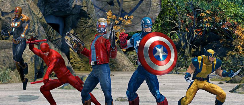 MARVEL | Heroes Omega é o novo jogo free-to-play da empresa para os consoles!