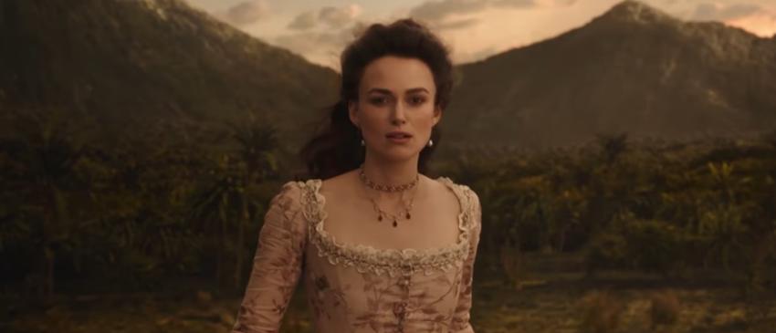 PIRATAS DO CARIBE: A VINGANÇA DE SALAZAR | Keira Knightley é a surpresa do novo trailer internacional do filme!