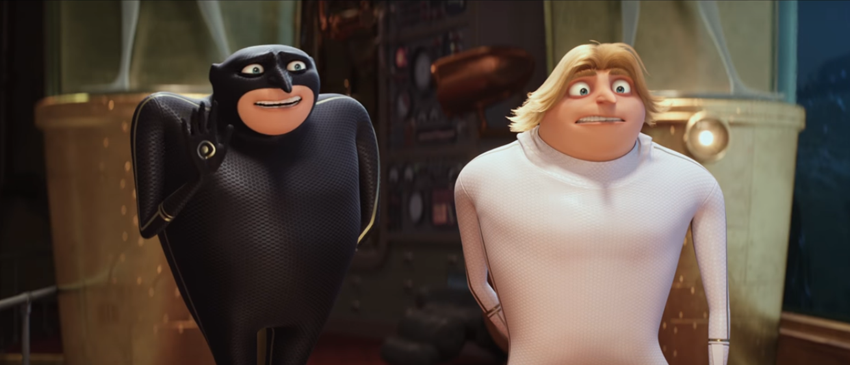 MEU MALVADO FAVORITO 3 | Veja mais cenas inéditas nos novos comerciais da animação!