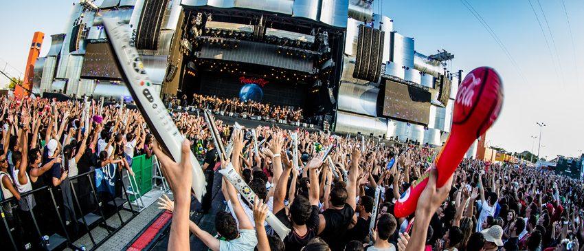ROCK IN RIO | Cidade do Rock terá espaço dedicado ao mundo dos games!