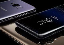 SAMSUNG   Galaxy S8 já teve uma falha bizarra de segurança descoberta!
