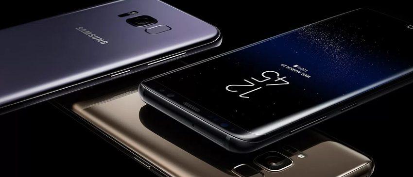 SAMSUNG | Galaxy S8 já teve uma falha bizarra de segurança descoberta!
