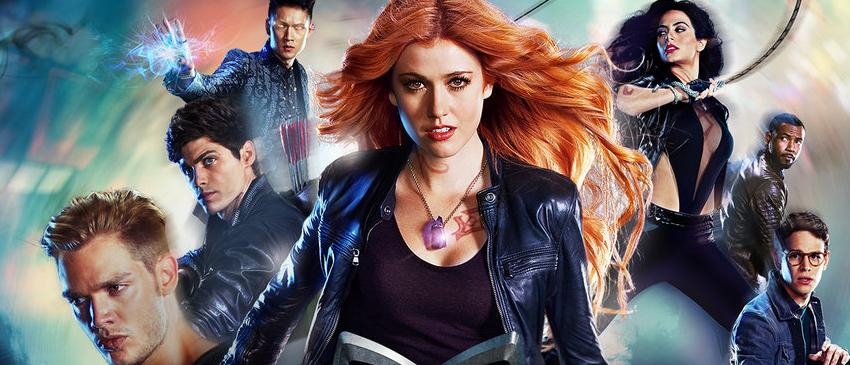 SHADOWHUNTERS | Segundo site, série já foi renovada pela Freeform para uma terceira temporada!