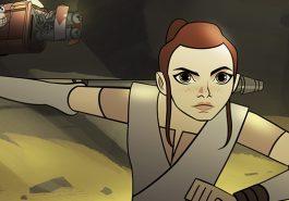STAR WARS | Os criadores de Force of Destiny falam sobre a série!