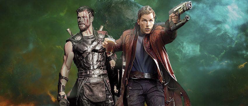 FILMES | As diferenças de Thor: Ragnarok e Guardiões da Galáxia pelo presidente da Marvel!