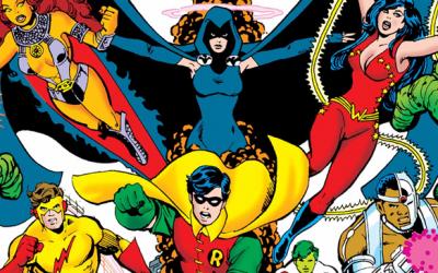 TITANS | DC anuncia nova série em live-action baseada nos Jovens Titãs!