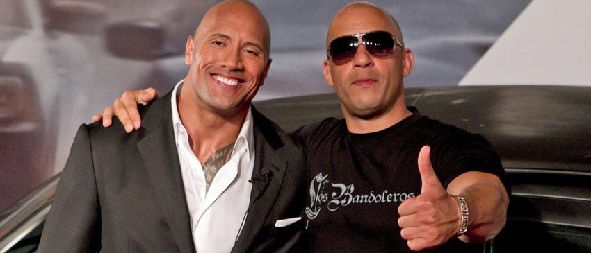 VELOZES E FURIOSOS 8 | Vin Diesel cortou cena importante de The Rock na pós-produção!