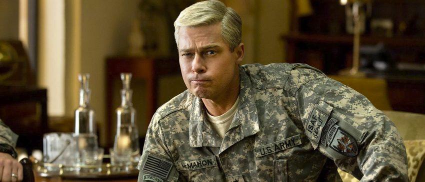 WAR MACHINE | Brad Pitt e a Guerra do Afeganistão chegam essa semana na Netflix!