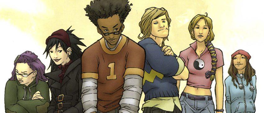 RUNAWAYS   Nova série derivada dos X-Men ganha sua primeira imagem oficial!
