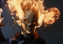 AGENTS OF SHIELD   ABC confirma o retorno do Motoqueiro Fantasma nos últimos episódios da temporada!
