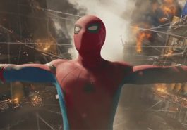 HOMEM-ARANHA: DE VOLTA AO LAR   Homem-Aranha se pendura por Nova York nas novas artes promocionais do filme!