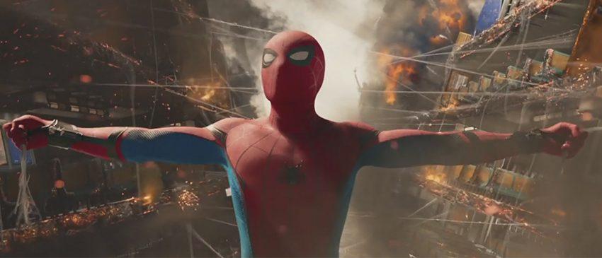 HOMEM-ARANHA: DE VOLTA AO LAR | Herói observa o metrô de Nova York em novo banner!
