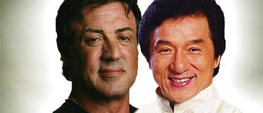 FILMES | Jackie Chan e Sylverster Stallone juntos nas telas dos cinemas!