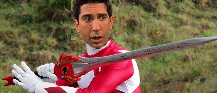 DARTH BLENDER | Aquele com os Power Rangers!
