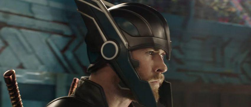 THOR: RAGNAROK | Revista revela nova imagem do protagonista com armadura de gladiador!