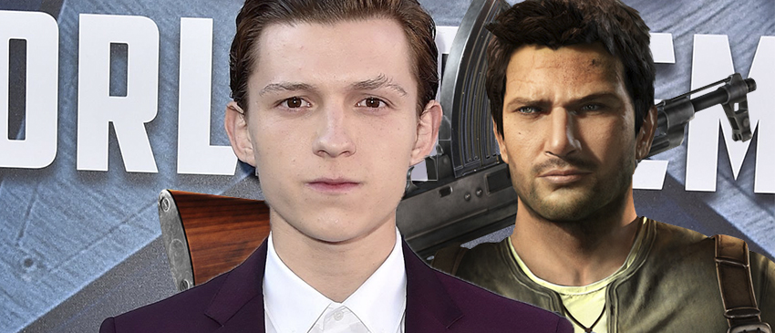 UNCHARTED | Tom Holland é escolhido como Nathan Drake na adaptação em filme!