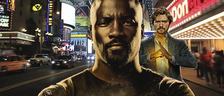 OS DEFENSORES   A relação entre Luke Cage e Punho de Ferro será o ponto alto da série!
