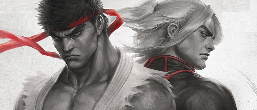 GAMES | Preparem-se! Street Fighter vai ganhar versão para celulares!