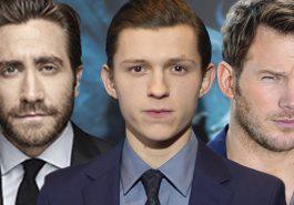 UNCHARTED | Tom Holland quer Chris Pratt ou Jake Gyllenhaal no filme!