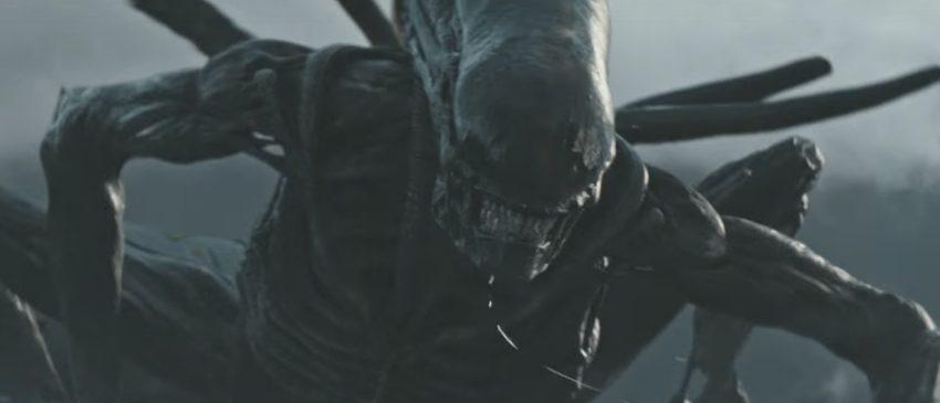 ALIEN: COVENANT | Xenomorfo está mais assustador do que nunca em novo cartaz do filme!
