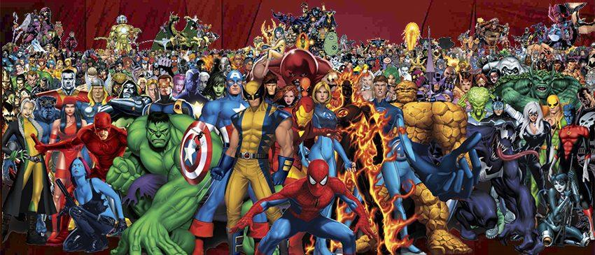 MARVEL | Presidente da Marvel não descarta participação todos heróis da editora nos seus filmes!
