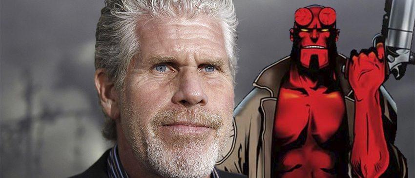 HELLBOY | Ron Perlman, o primeiro Hellboy, agradece o carinho dos fãs!