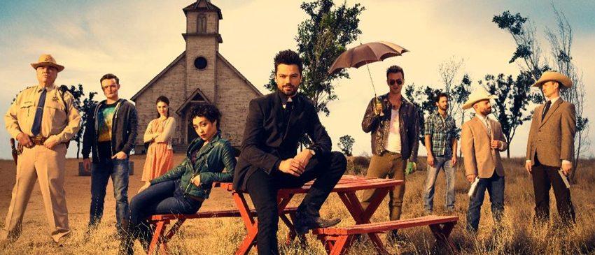 PREACHER | AMC revela cartazes incríveis da segunda temporada da série!