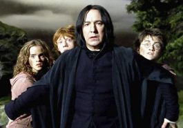 HARRY POTTER | J.K. Rowling pede desculpas por ter assassinado Snape!