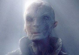 STAR WARS: OS ÚLTIMOS JEDI | Snoke deve continuar sendo um mistério no filme!