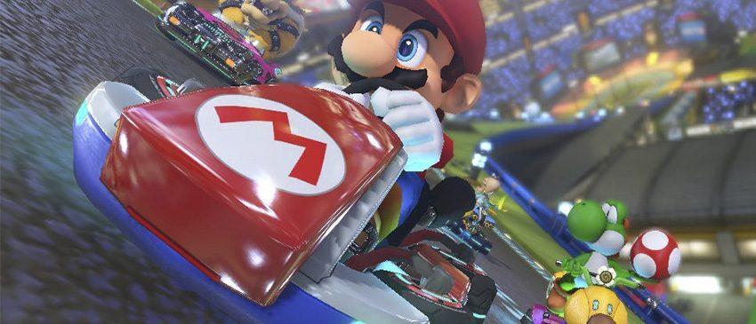 DESEJO NERD | Parque temático da Nintendo deve ter versão real de Mario Kart!