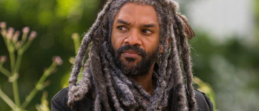 THE WALKING DEAD   Rei Ezekiel começa a gravar sua participação na oitava temporada!