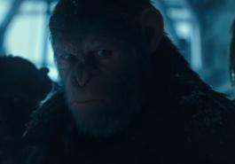 PLANETA DOS MACACOS: A GUERRA | César entra em guerra com humanos em novo e incrível comercial do filme!