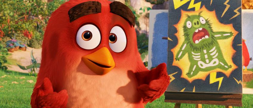 ANGRY BIRDS 2 | Sequência chega aos cinemas em setembro de 2019!