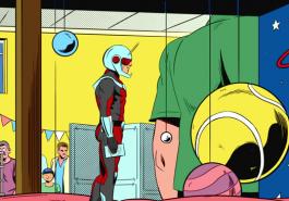 HOMEM-FORMIGA | Confira as primeiras imagens dos curtas animados do herói!