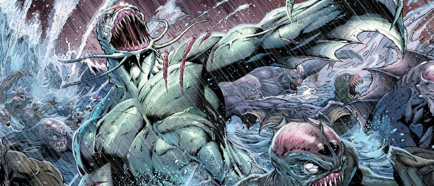 AQUAMAN | Raça submarina introduzida nos Novos 52 pode aparecer no filme!