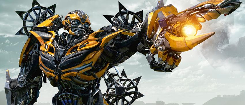 TRANSFORMERS: O ÚLTIMO CAVALEIRO | Bumblebee enfrenta nazistas no novo cartaz!