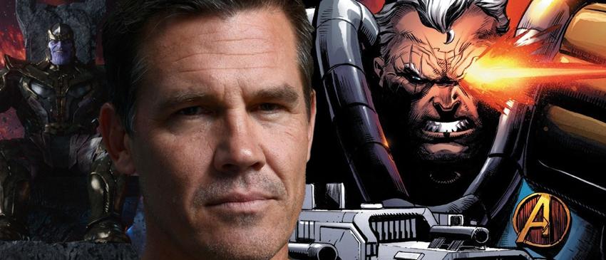DEADPOOL 2 | Criador do personagem elogia escalação de Josh Brolin para o papel de Cable!
