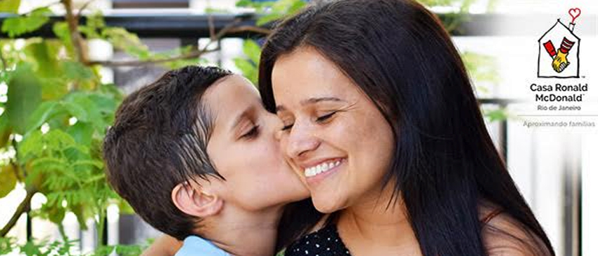 SOLIDARIEDADE | Casa Ronald McDonald do Rio de Janeiro lança campanha para combate ao câncer!
